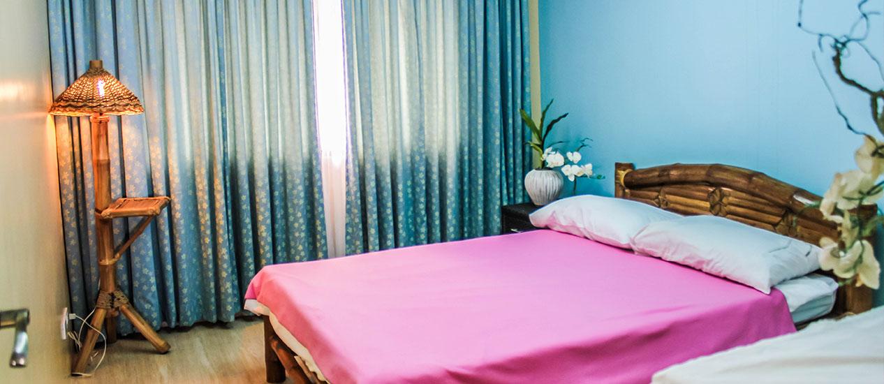 Rental Guest Room