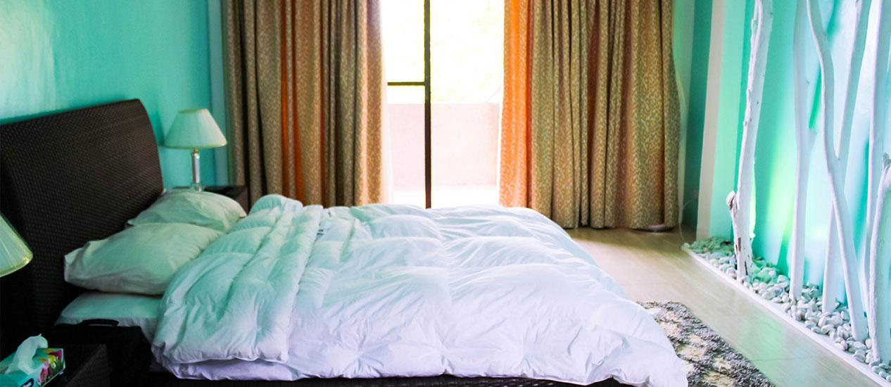 Rental Master's Bedroom
